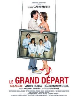 Le Grand Départ de Claude Meunier