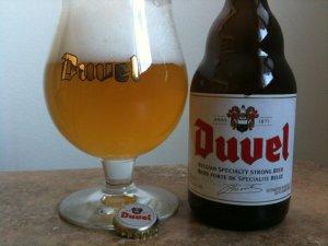 Duvel - bière de spécialité belge
